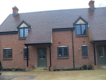 House/Shared Ownership Flats in Manor Farmyard, Urchfont | Image 1
