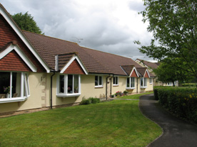 Bungalows in Cherry Orchard, Codford