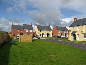 Houses in Church Acre, Codford